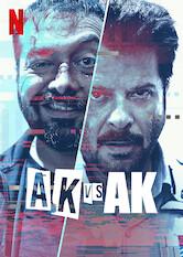 Search netflix AK vs AK