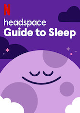 Search netflix Headspace Guide to Sleep