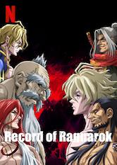 Search netflix Record of Ragnarok